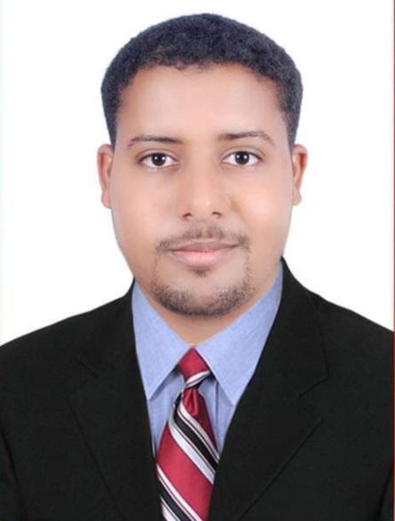 Mohammed Ali Bin Frigan - Mobius Institute Scholarship Recipient