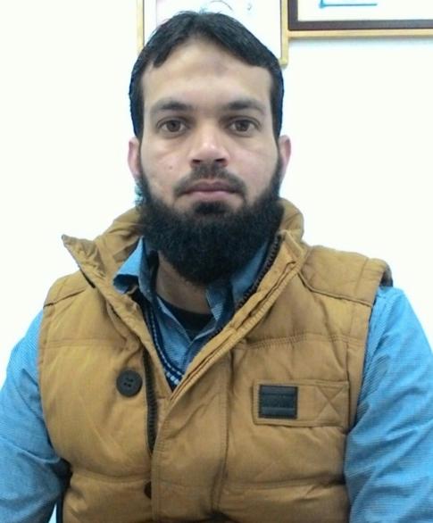 Munazar Hussain - 2nd quarter Recipient