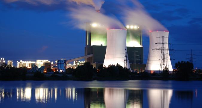 Image – 50 – Power Plant at Night