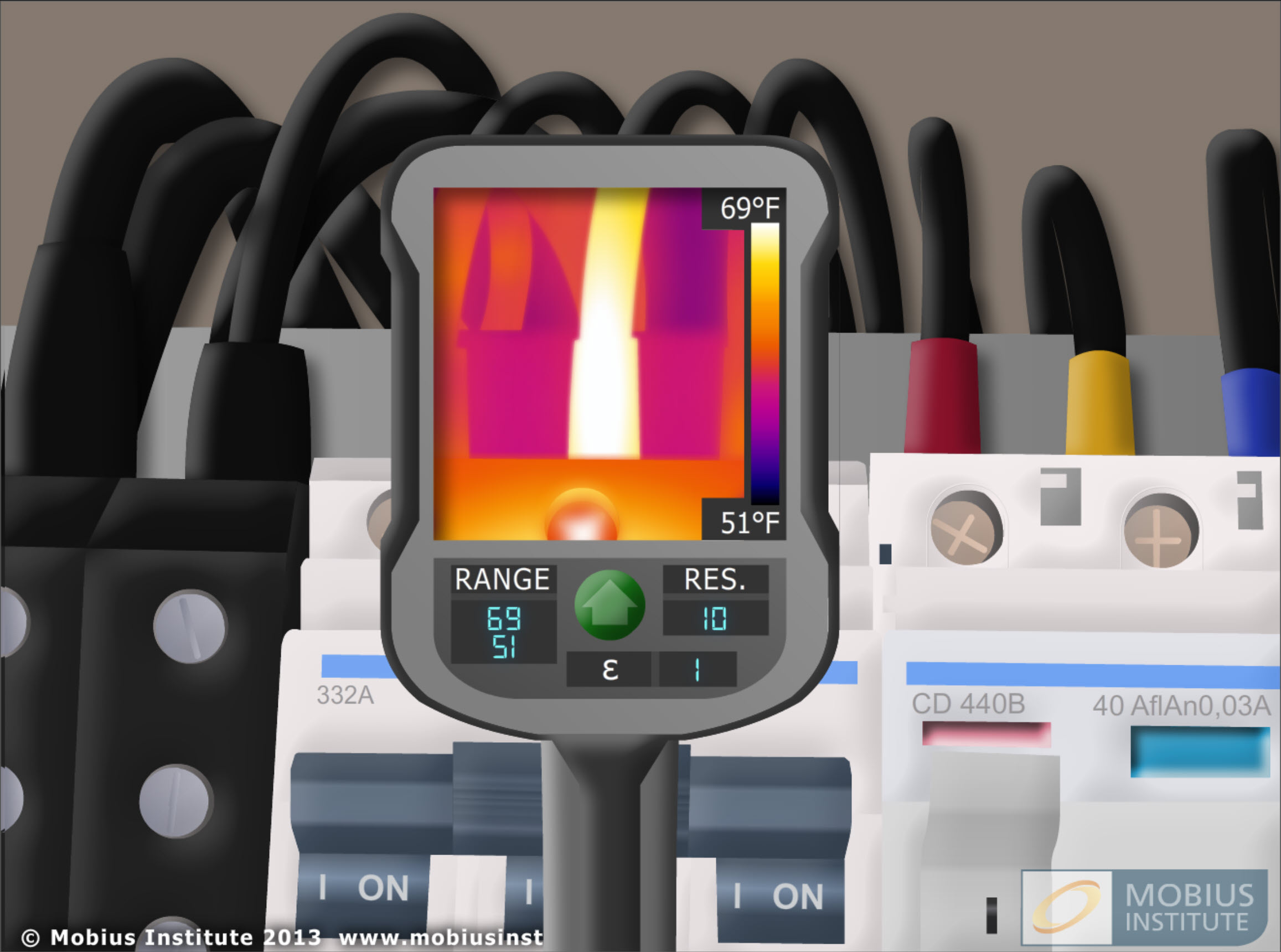 condition-based maintenance - thermography 2