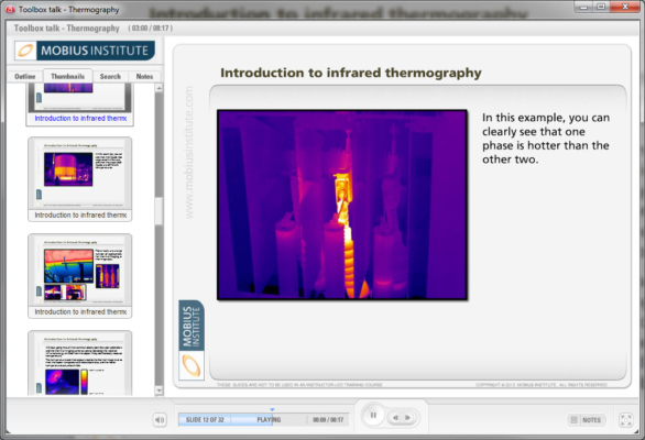 Infrared Thermography Phase - iLearnReliability